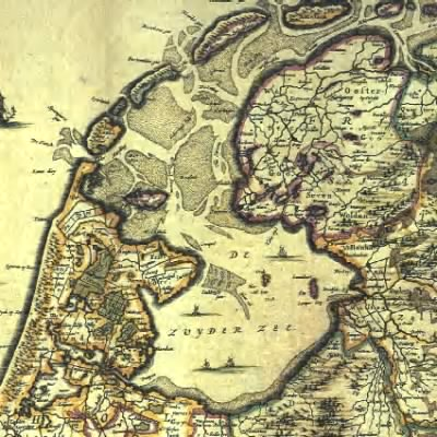 A Map of the 17th Century Netherlands - Fold3.com