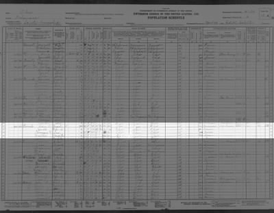 Ray Pounds' 1930 Census