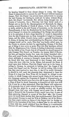Pennsylvania Archives 1736 › Page 514 - Fold3.com