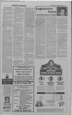 1999-Apr-20 The Hinton News, Page 3