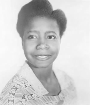 Butterfly McQueen (January 7, 1911 – December 22, 1995)