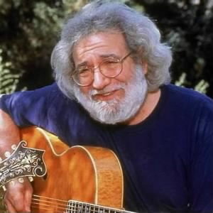"Jerome John ""Jerry"" Garcia (Aug. 1, 1942 – Aug. 9, 1995)"