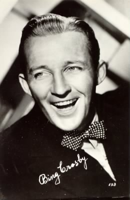 "Harry Lillis ""Bing"" Crosby (May 3, 1903 – Oct. 14, 1977)"