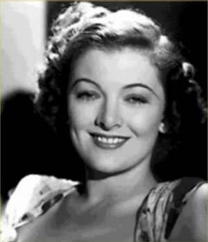 Myrna Loy (August 2, 1905 – December 14, 1993)