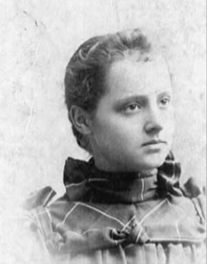 Lua Akers, Daughter of Marion Wesley and Hattie Detwiler.png