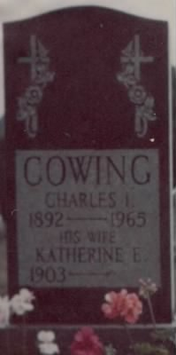 Charles Irving Cowing, Sr.
