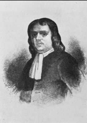 Isaac NORRIS, 1701-1766- from the University of PA.