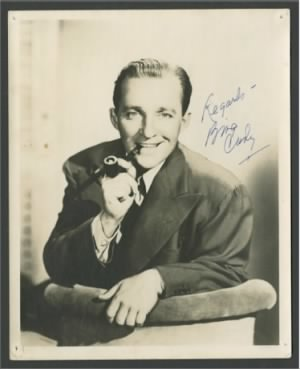 Harry Lillis 'Bing' CROSBY