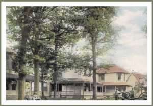 R. E. LEE CAMP No. 1 - Soldiers' Home, A Row of Homes for Veterans