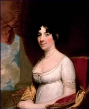 Dolley Madison Portrait