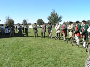 Fort Freeland Reenactment