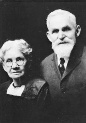 William and Eliza Hull