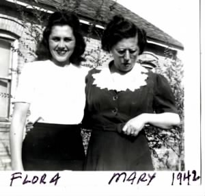 FH-FAMD-008a Flora Annie Miles Age 18 with Mother Mary Morris Miles Age 41 -- 1942.jpg