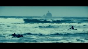 beach scene from movie