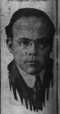 Edgar Lee Master in 1922 Chicago Newspaper