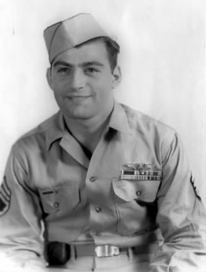S/Sgt Vincent A Mango, WWII 321stBG,447thBS /MTO, B-25 Gunner/Armorer