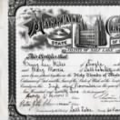 037-FH-MMM-036a -- Mary Morris & Henry Lee Miles -- Marriage Certificate – 02 Nov 1922.jpg