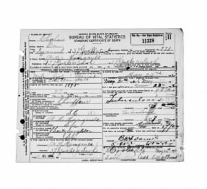 williemanigault born 1895 in SC.  He is a chauffeur married to a charity singleton...is this our will manigault...who got land via etux from solomon peck elizabeth did have family in georgia.jpg