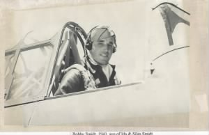 "P-38 Fighter Pilot, F/O Robert ""Bobby"" F Smidt / MIA 19 Aug.1943"