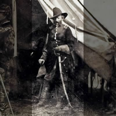Captain George Armstrong Custer