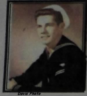 US Navy Radioman 1st Class Petty Officer Mert Davis /Korea