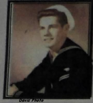 US Navy Radioman 1st Class Petty Officer Mert Davis /Korea - Fold3.com