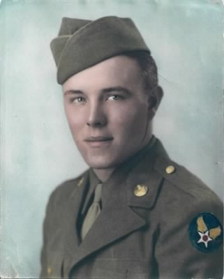R.B. Linn, Jr. - Army Air Force - WWII