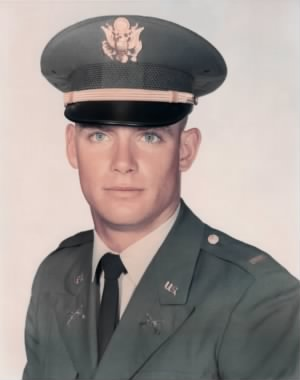 Lt. Charles Thomas Jones, OCS2-70