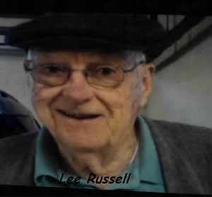 Capt. Lawrence LEE Russell in his 80's :)   From daughter,  Bonnie Russell