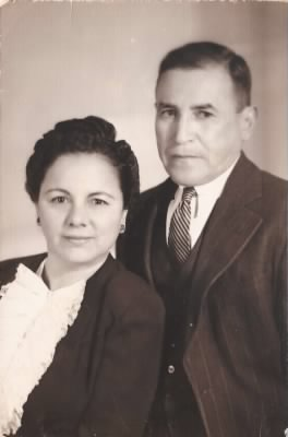 Bruno and Salome Lopez, Sr., Yuma, AZ