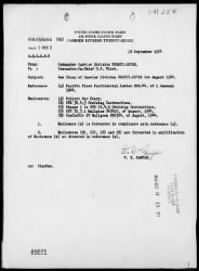 War Diary, 8/11/44 to 8/31/44 › Page 1 - Fold3.com