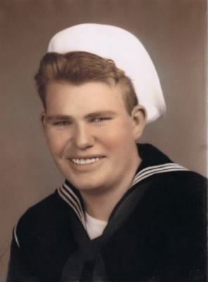 Lloyd F. Haire, U.S. Navy, World War II