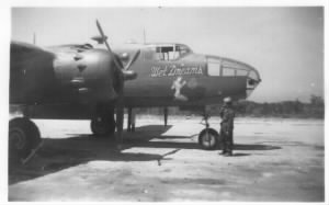 321st Bomb Group, 445th Bomb Squadron, B-25 in the MTO, Combat Missions/ WET DREAMS