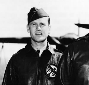 Capt Thomas Griffin, 319thBG,440thBS, Shot-down 4 July, 1943, was RAIDER Nav.