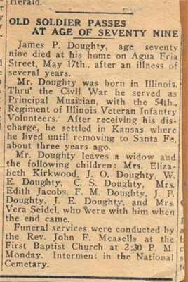 Old Soldier Passes at age 79 - Fold3.com
