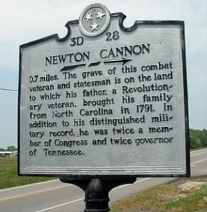 Newton Cannon