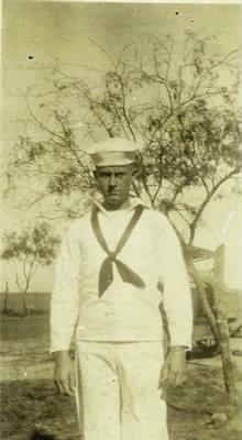 1918 Ben in uniform