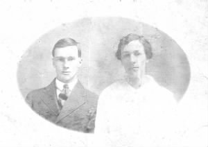 Wedding photo  1912