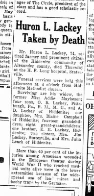 Huron Lackey Obituary 1947.jpg