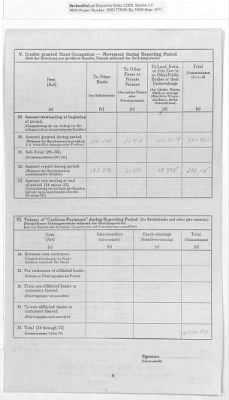 American Zone: Report of Selected Bank Statistics, March 1946 › Page 7 - Fold3.com