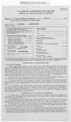 American Zone: Report of Selected Bank Statistics, February 1947 › Page 2 - Fold3.com