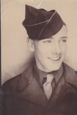 John F. Williams, 1945 age 17