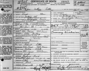 Charles Arthur Little 1942 TN Death Cert.JPG