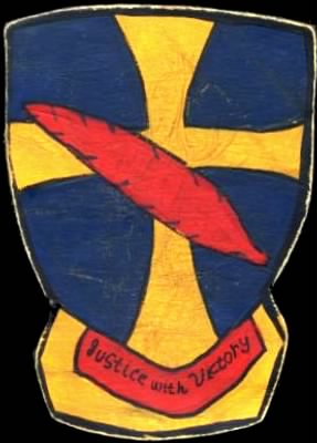 335th Bomb Squadron patch