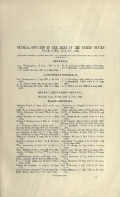 Part I - General Officers US Army and Volunteers › Page 1 - Fold3.com