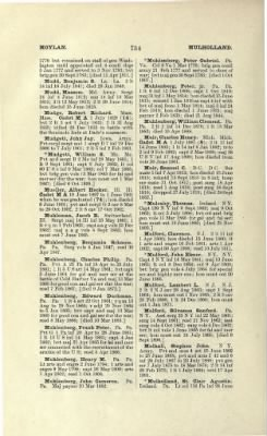 Part II - Complete Alphabetical List of Commissioned Officers of the Army › Page 586 - Fold3.com