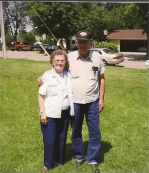 Merle and Arlene Bonnes
