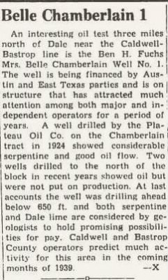 Belle Chamberlain 1 Oil Well 1939.JPG