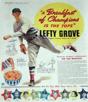 Lefty Grove - Fold3.com