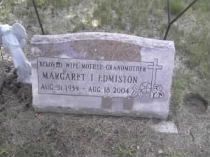 Margaret I Edmiston